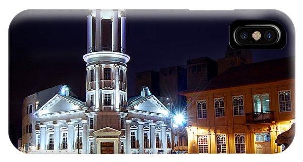 Curitiba - Centro Historico IPhone Case