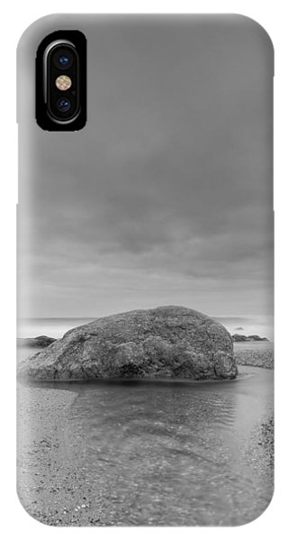 Curly Water IPhone Case