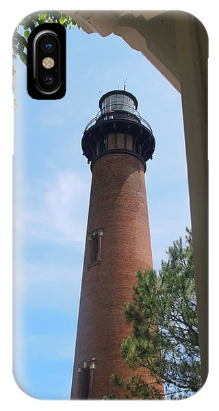 Currituck Light 2 IPhone Case