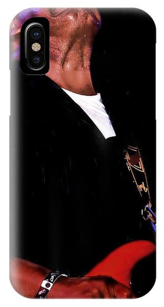 Curtis King IPhone Case