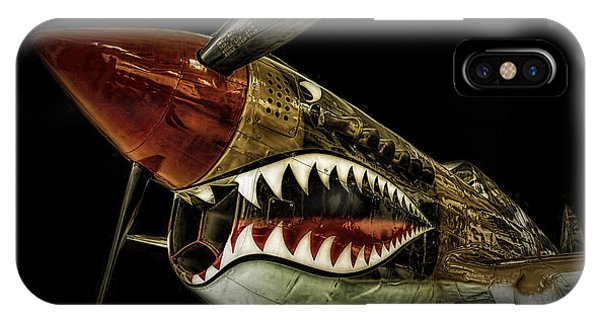 Curtiss P40 Warhawk  ... IPhone Case