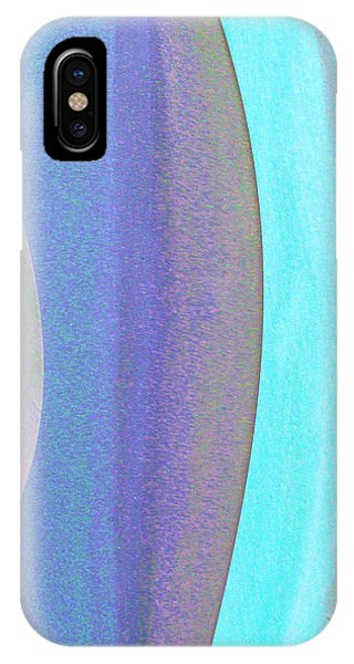 Curves1 IPhone Case