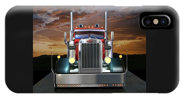 new styles 0deca a71b3 Peterbilt iPhone Cases | Fine Art America