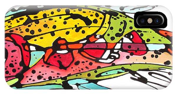 Cutthroat Trout IPhone Case