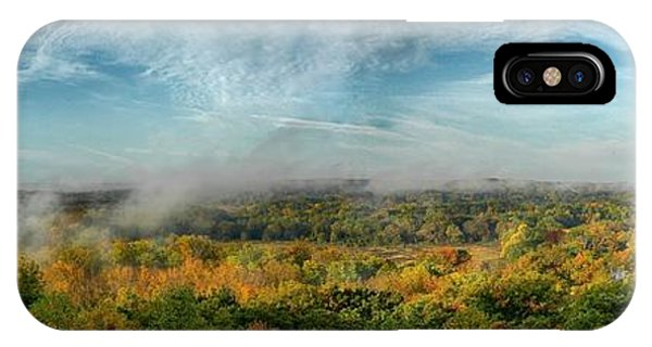 Cuyahoga Valley Panarama IPhone Case