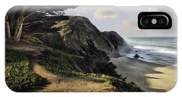 Cypress Beach IPhone Case