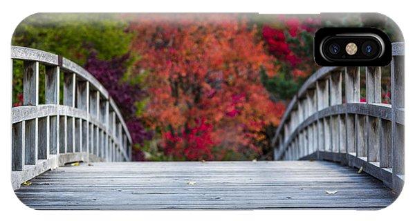 Rockford iPhone Case - Cypress Bridge by Sebastian Musial