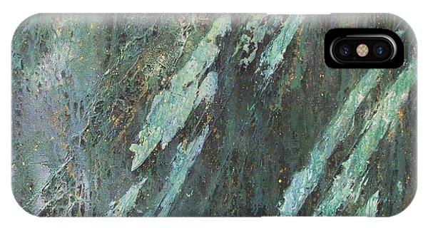 Cyprium Opus-001 Phone Case by Pat Bullen-Whatling
