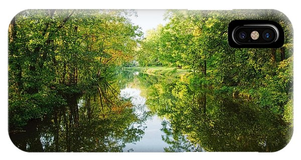 D And R Canal  IPhone Case