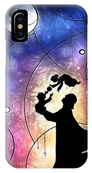 Darth Daddy IPhone Case