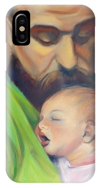 Daddy's Little Girl IPhone Case