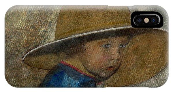 Dad's Hat IPhone Case