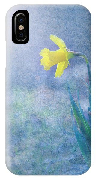 Daffodil Phone Case by Victoria Winningham