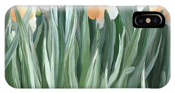 Daffodils In The Midst IPhone Case