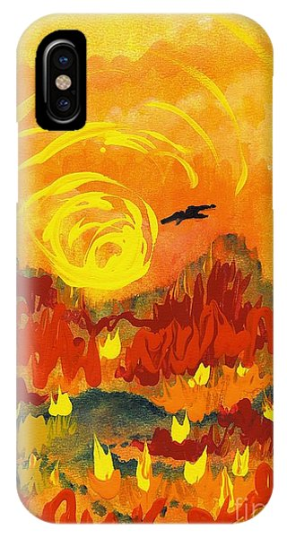 D'agony IPhone Case