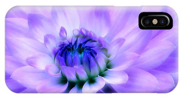 Dahlia Dream IPhone Case