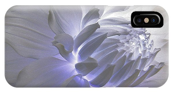 Dahlia Inner Beauty IPhone Case