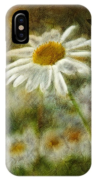 Daisies ... Again - P11at01 IPhone Case