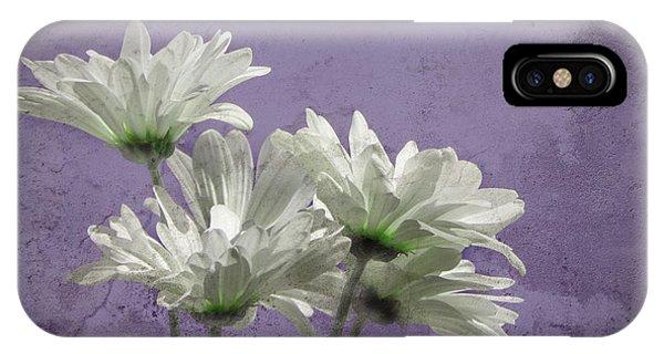 Daisies I IPhone Case