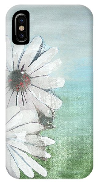 Donation iPhone Case - Daisies by Megan Washington