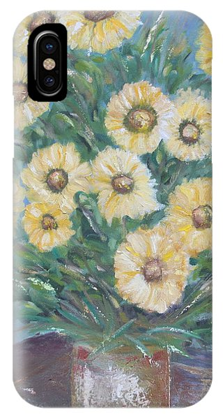 Daisy Burst IPhone Case