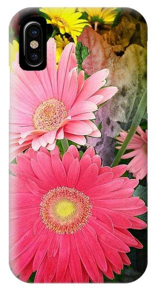 Daisy Jazz IPhone Case
