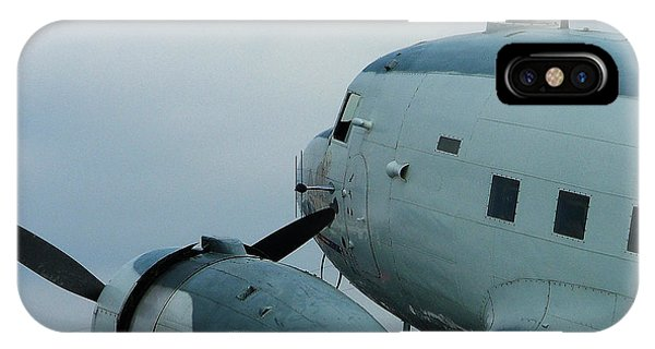 Dakota C-47 Phone Case by Philip Rispin