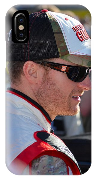 Dale Earnhardt Jr. IPhone Case