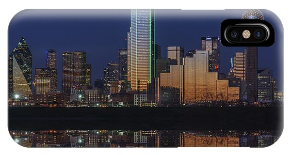 Dallas Aglow IPhone Case