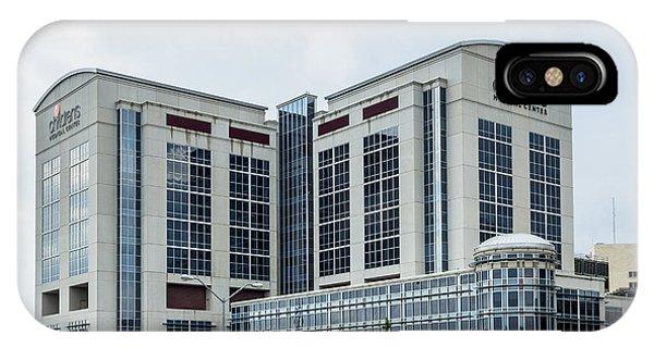 Dallas Children's Medical Center Hospital IPhone Case