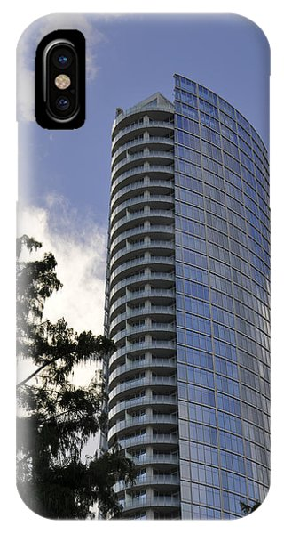 Dallas High Rise IPhone Case