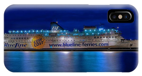 Dalmatia Phone Case by Ships in Split