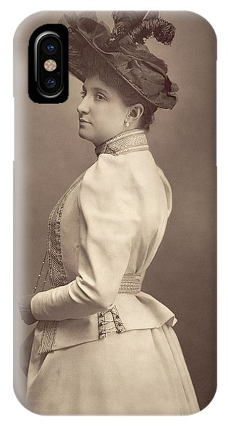 Dame Nellie Melba IPhone Case