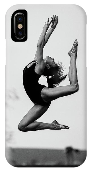 Pose iPhone Case - Dance by Martin Krystynek Qep