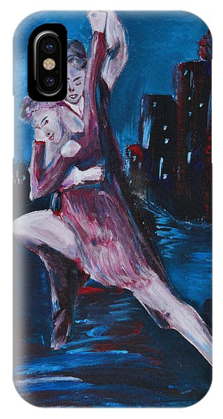 Dance The Night Away IPhone Case