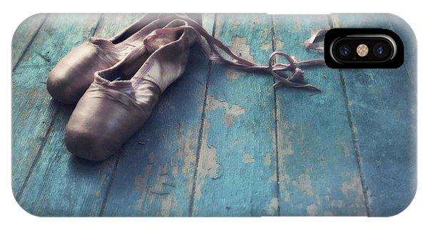 Blue iPhone Case - Danced by Priska Wettstein