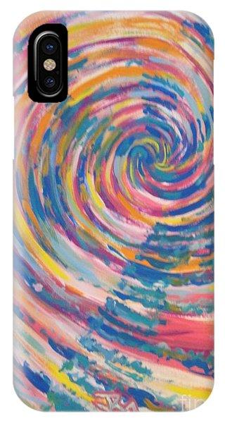 Dancer Phone Case by Jedidiah Morley