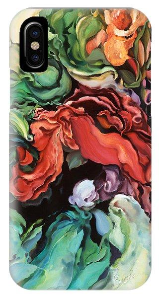 Dancing For Joy - Acrylic Painting - Original Art IPhone Case