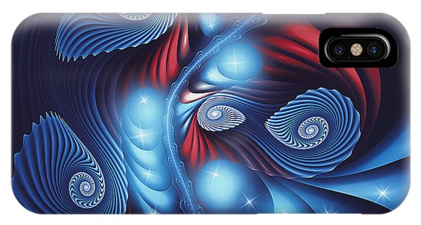Dancing In The Night IPhone Case