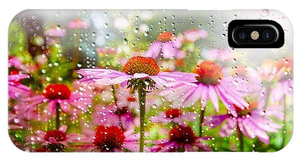 Dancing In The Rain IPhone Case