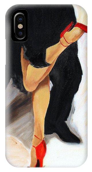 Dancing Legs II IPhone Case