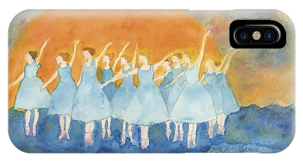 Dancing On Top Of The Sea IPhone Case