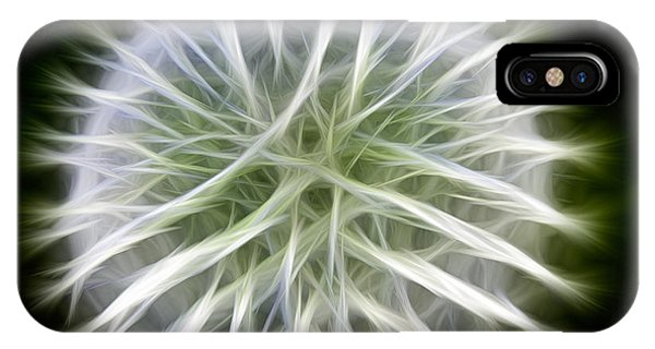 Dandelion Abstract IPhone Case