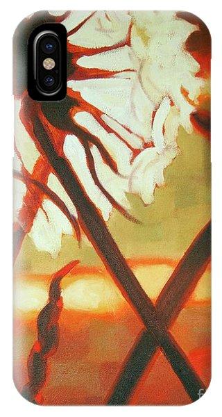 Dandelion At Last Light IPhone Case