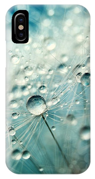 Dandelion Starburst IPhone Case