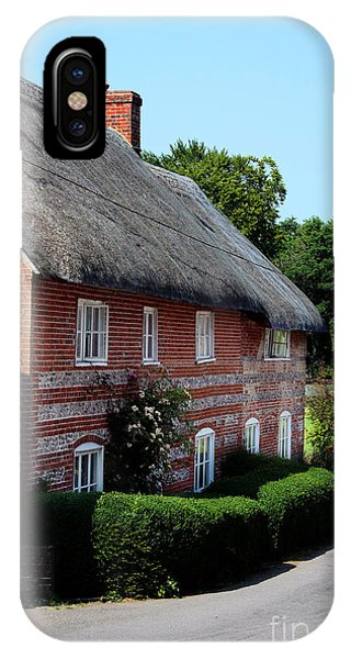 Dane Cottage Nether Wallop IPhone Case