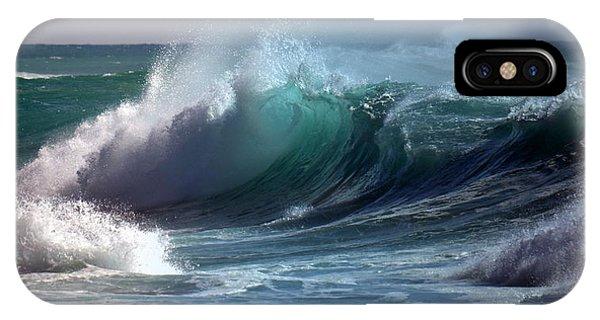 Dangerous Surf IPhone Case
