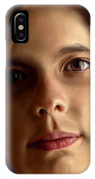 Dani IPhone Case