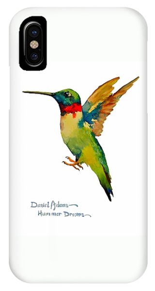 Da166 Hummer Dreams Daniel Adams IPhone Case