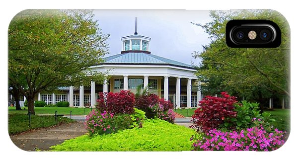 Daniel Stowe Gardens 3 IPhone Case